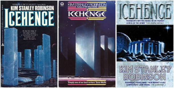 Icehenge-covers