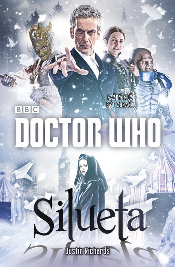 Doctor Who_Silueta