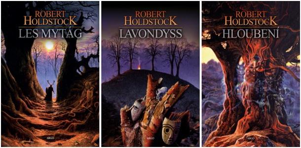 Holdstock-Mythago