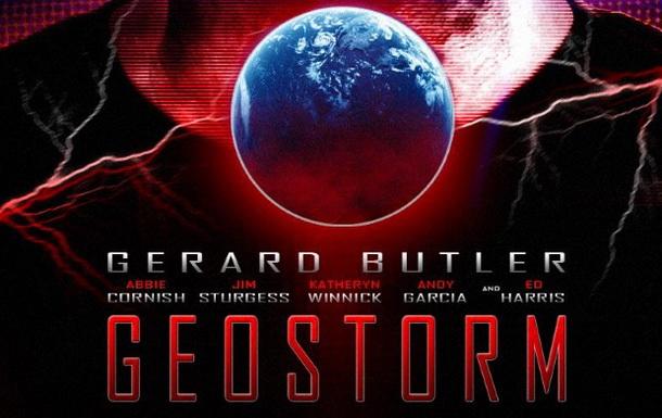 Geostorm- poster
