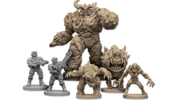 Doom-figurky