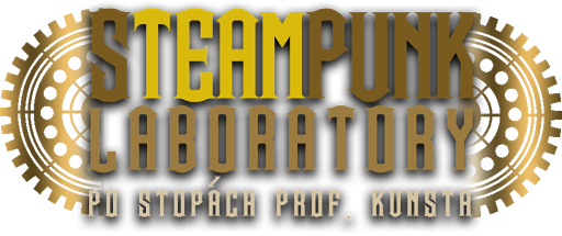 Steampunk-laboratory
