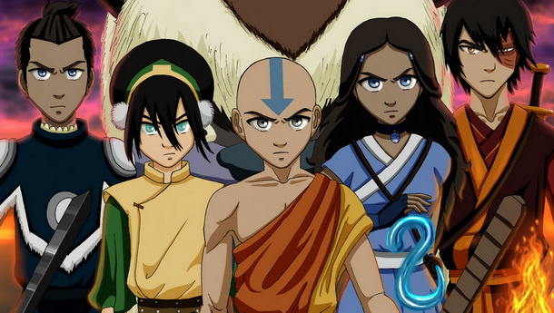 avatar-tv-characters