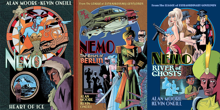 Nemo-trilogy