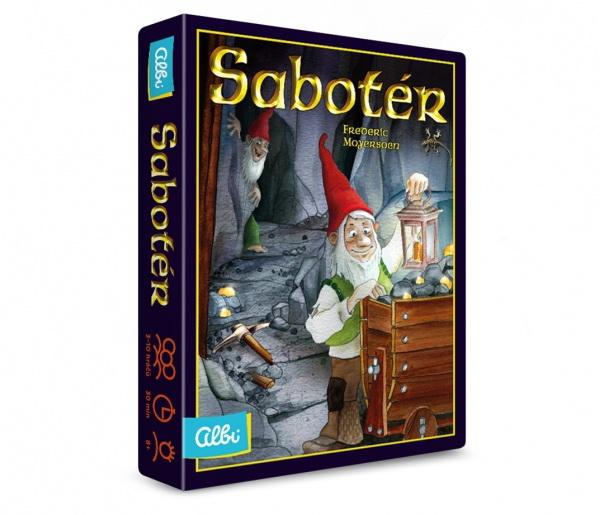 Saboter-Albi