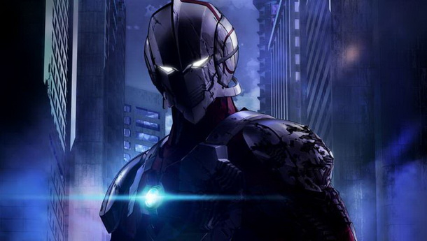 Ultraman-Anime-Netflix
