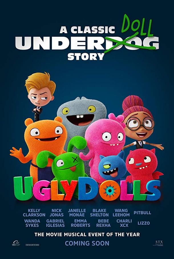 ugglydolls