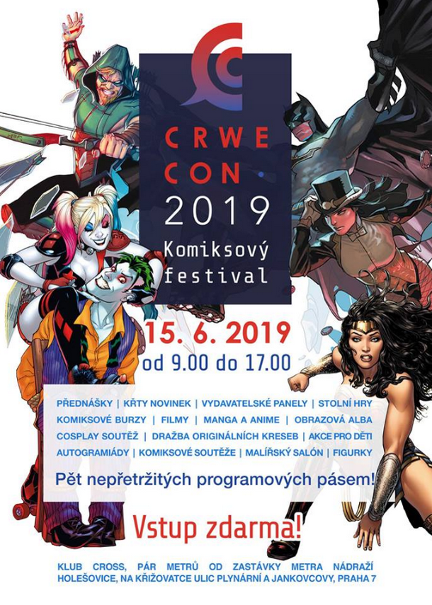 Crwecon2019