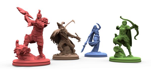 Sanctum-figurky